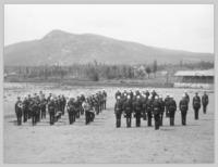 Armstrong City Band with C Company, Rocky Mountain Rangers