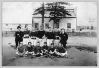 Armstrong lacrosse team (1910)