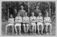 Armstrong Consolidated School track team