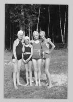 Fisher girls and Jean Maundrell