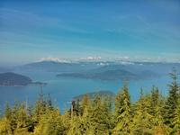 View from Cypress Mountain, BC