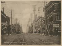 Government Street, Victoria B.C. looking south