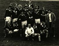 1973 Cap College Rugby Team