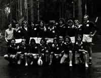 1975 Cap College Rugby Team