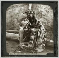 N. America - Indian Chief