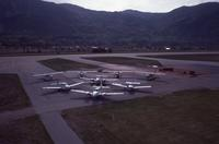 Many Small Airplanes