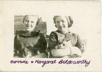 Norrine & Margaret Goldsworthy