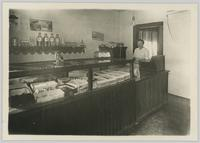 Amy Evelyn Arkell in West Summerland's first bakery