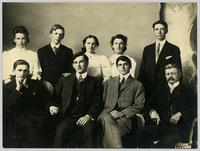 Members of the Literary Society, Okanagan College