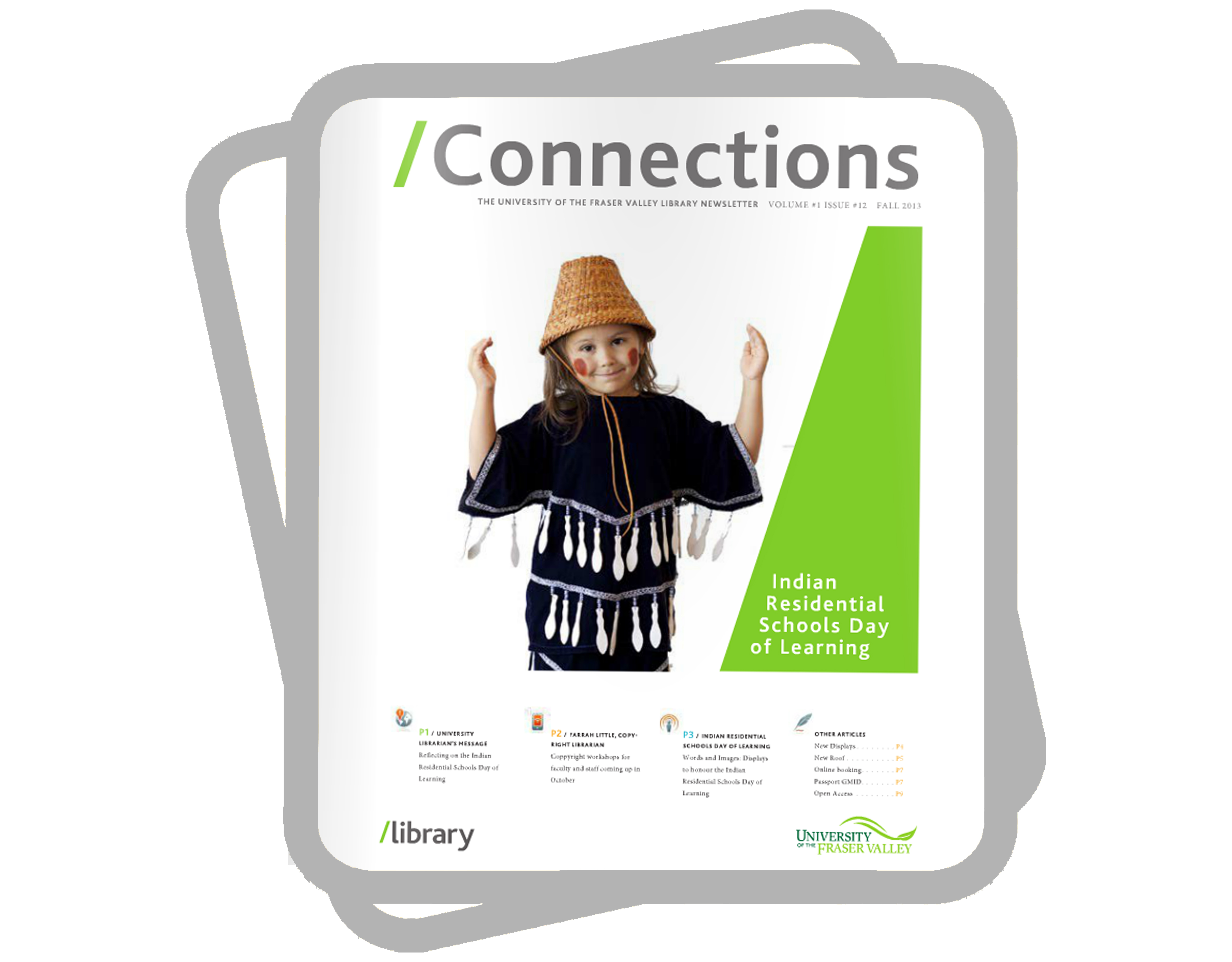 Library Connections: UFV Library Newsletter